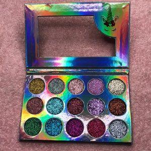 Unicorn Dream Glitter Palette.